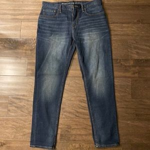 Old Navy Blue Slim Taper Jeans 👖